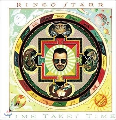 Ringo Starr (링고 스타) - Time Takes Time [LP]