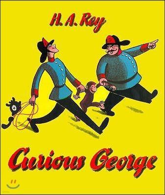 Curious George: A Big Book
