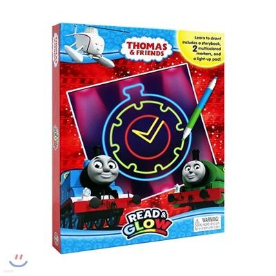 Thomas & Friends Read & Glow 네온사인 보드북