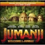 쥬만지: 새로운 세계 영화음악 (Jumanji: Welcome To The Jungle OST by Henry Jackman 헨리 잭맨)