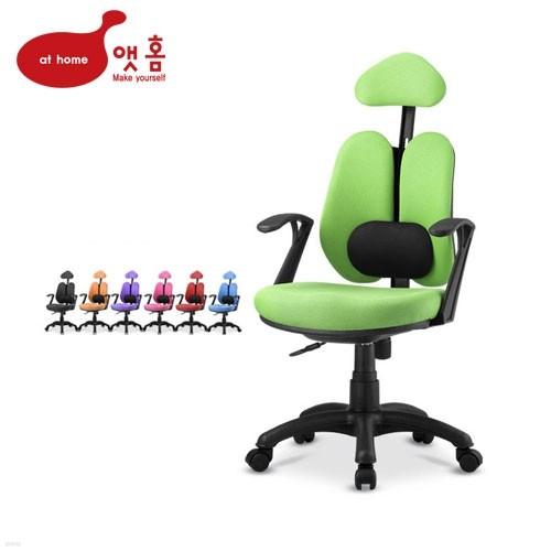 [무료배송] 앳홈 센스 더블메쉬 [해더형+요추] 의자