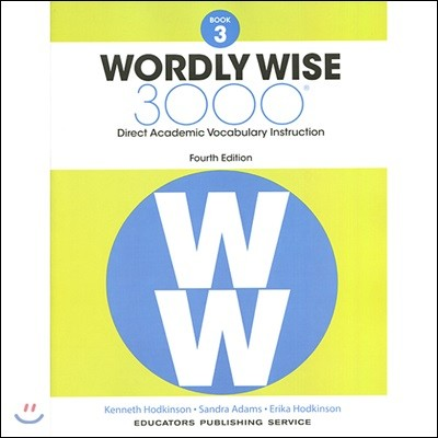 Wordly Wise 3000 Grade 3, 4/E