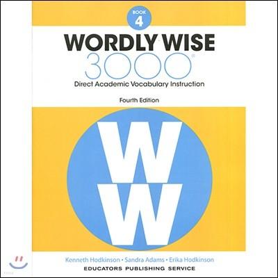 Wordly Wise 3000 Grade 4, 4/E