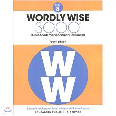 Wordly Wise 3000 Grade 8, 4/E