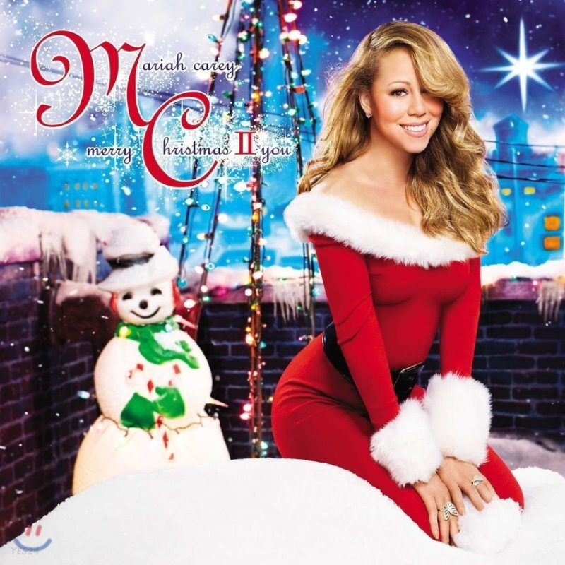 Mariah Carey (머라이어 캐리) - Merry Christmas II You [LP]