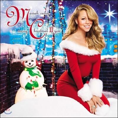 Mariah Carey (머라이어 캐리) - Merry Christmas II You [LP]