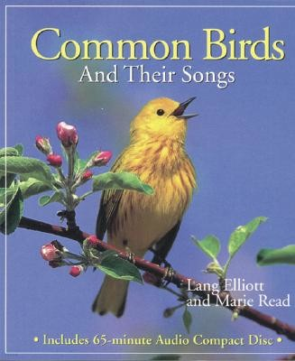 Common Birds and Their Songs with CD (Audio)
