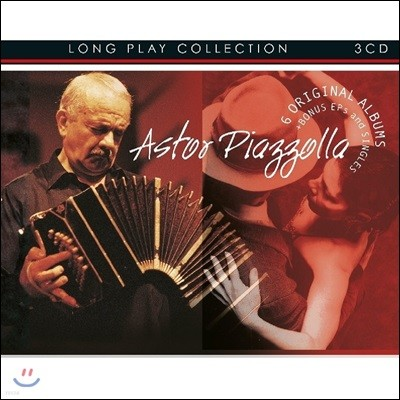 Astor Piazzolla (아스토르 피아졸라) - Long Play Collection