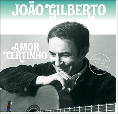Joao Gilberto (주앙 지우베르투) - Amor Certinho