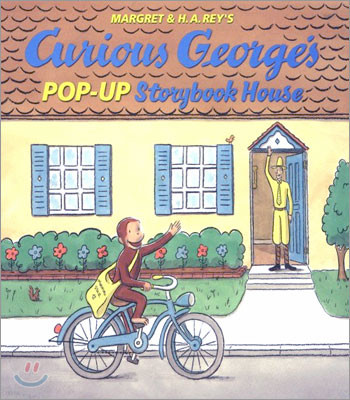 Curious George Storybook House: A Pop-Up Book