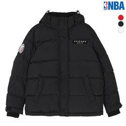 [NBA]★쿠폰가 106,000원★유니 CHI CHICAGO BULLS 다운점퍼(N174DW030P)