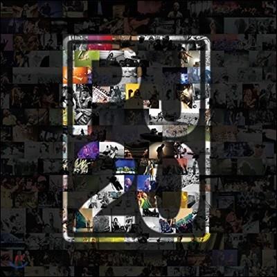 펄 잼 트웬티 다큐멘터리 음악 (Pearl Jam Twenty OST) (2017 Packaging)