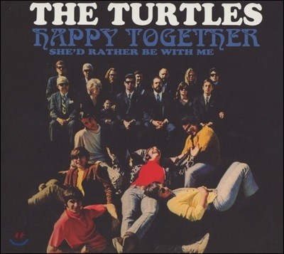 The Turtles (더 터틀즈) - Happy Together (Deluxe Edition)