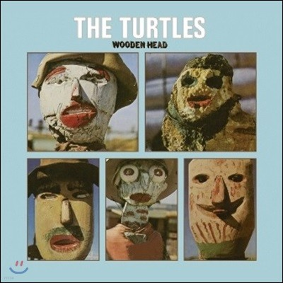 The Turtles (더 터틀즈) - Wooden Head (Deluxe Edition)