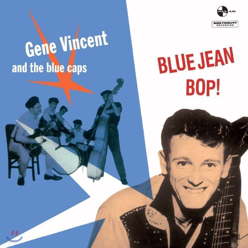 Gene Vincent & His Blue Caps (진 빈센트) - Bluejean Bop [LP]