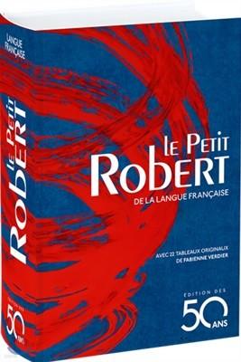 Le Petit Robert edition des 50 ans