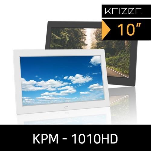 크라이저 10형 디지털액자 KPM-1010HD