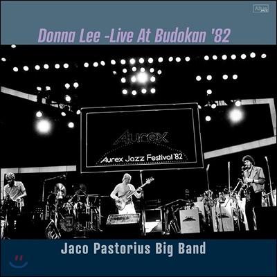 Jaco Pastorius Big Band (자코 패스토리우스 빅 밴드) - Donna Lee - Live at Budokan '82 [2 LP]