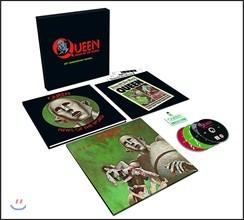 Queen - News Of The World 퀸 6집 발매 40주년 기념반 [LP+3CD+DVD]