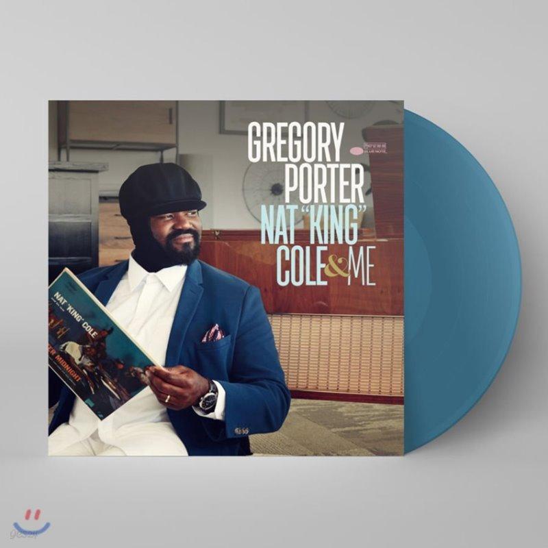 "Gregory Porter (그레고리 포터) - Nat ""King"" Cole & Me [컬러 2 LP]"