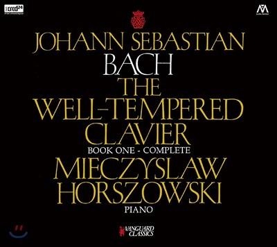Mieczyslaw Horszowski 바흐: 평균율 클라이버 곡집 1권 (Bach: The Well-Tempered Clavier Book 1) [XRCD]