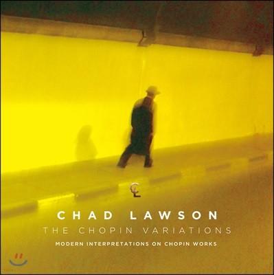 Chad Lawson 추운 밤을 위한 노래 - 쇼팽 연주곡집 (Chopin Variation)
