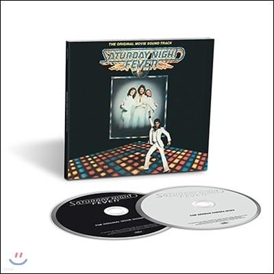 토요일밤의 열기 영화음악 (Saturday Night Fever OST) [40th Anniversary Deluxe Edition]