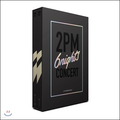 2PM - 2017 2PM Concert '6Nights' DVD