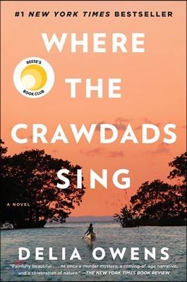 Where the Crawdads Sing : 리즈 위더스푼 제작 영화화 예정