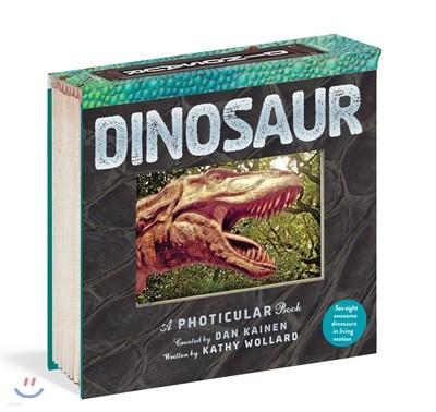 Dinosaur: A Photicular Book (홀로그램 / 렌티큘러 북)