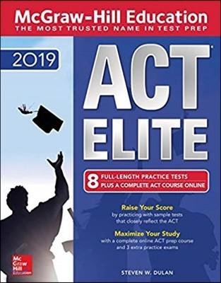 McGraw-Hill Education ACT Elite 2019