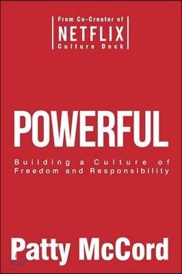 Powerful (미국판) : 파워풀 : 넷플릭스 성장비결