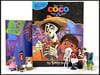 Disney Pixar Coco My Busy Book 디즈니 픽사 코코 비지북 피규어책
