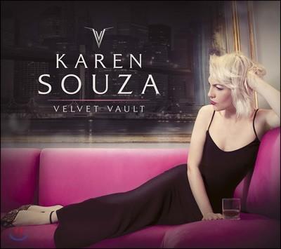Karen Souza (카렌 수자) - Velvet Vault