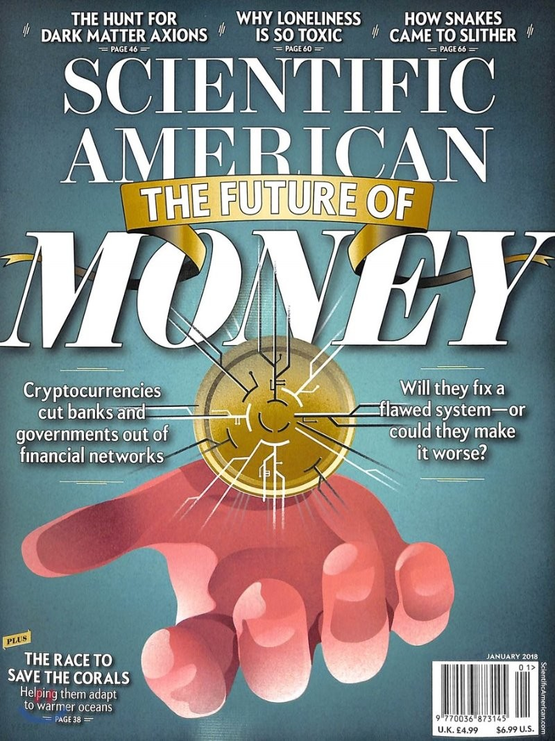 Scientific American (월간) : 2018년 01월