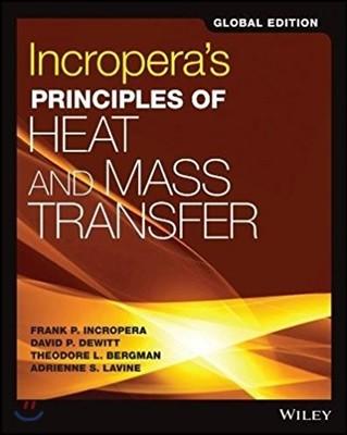 Incropera's Principles of Heat and Mass Transfer, 8/E