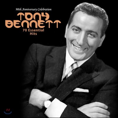 Tony Bennett - 70 Essential Hits: 90th Anniversary Celebration 토니 베넷 탄생 90주년 기념 스페셜 베스트 컬렉션 앨범