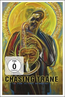 다큐멘터리 '존 콜트레인 스토리' (Chasing Trane: The John Coltrane Documentary) [Blu-ray]