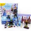 Disney Olaf's Frozen Adventure My Busy Book 디즈니 겨울왕국 올라프의 모험 비지북