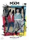 MXM (BRANDNEW BOYS) - 미니앨범 2집 : MATCH UP [M ver.]