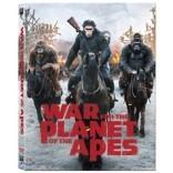 혹성탈출 : 종의 전쟁 (2Disc 3D & 2D 합본 렌티큘러 오링케이스 스틸북 한정판) : 블루레이