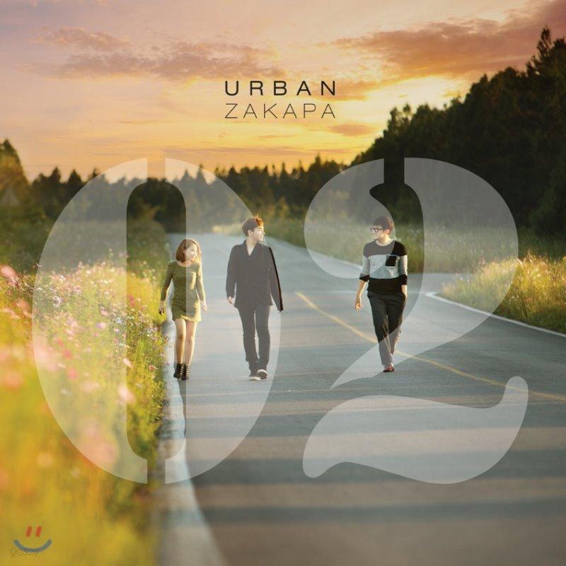 어반자카파 (Urban Zakapa) - 2집 02 [LP]