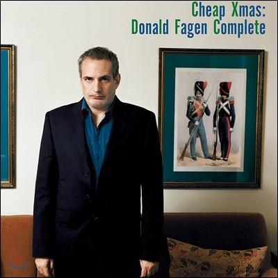Donald Fagen (도날드 페이건) - Cheap XMAS : Donald Fagen Complete [7 LP Deluxe Edition]