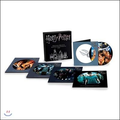 해리포터 시리즈 영화음악 (Harry Potter I-V OST) [픽쳐디스크 10LP]