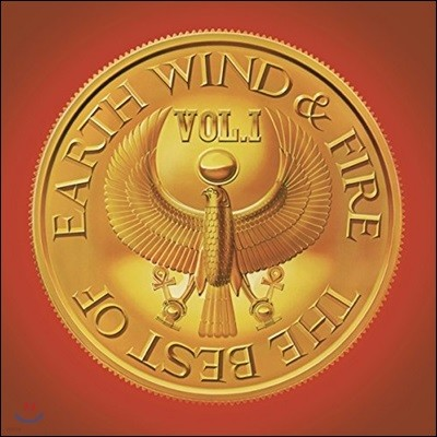 Earth, Wind & Fire (어스 윈드 앤드 파이어) - The Best Of Earth Wind & Fire Vol. 1 [LP]