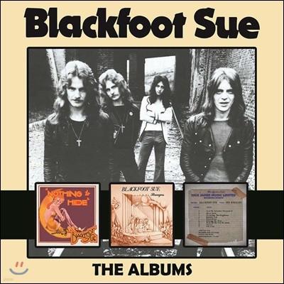 Blackfoot Sue (블랙풋 수) - The Albums