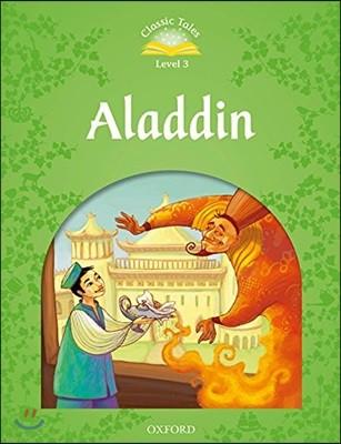 Classic Tales Level 3-1 : Aladdin (MP3 pack)