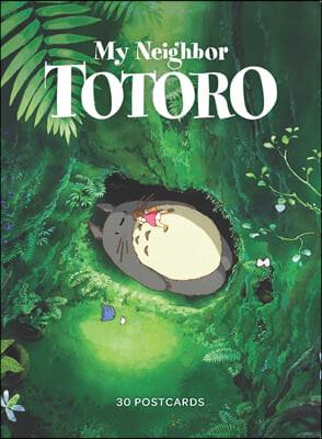 My Neighbor Totoro : 30 Postcards