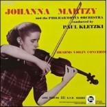 Johanna Martzy 브람스: 바이올린 협주곡 (Brahms: Violin Concerto)