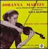 Johanna Martzy 브람스: 바이올린 협주곡 (Brahms: Violin Concerto) 요한나 마르치 [LP]